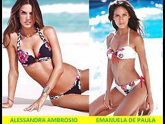 Brazilian Celebrities Championship - Day 1